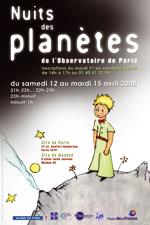 Nuits des planètes