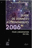 Guide de données astronomiques