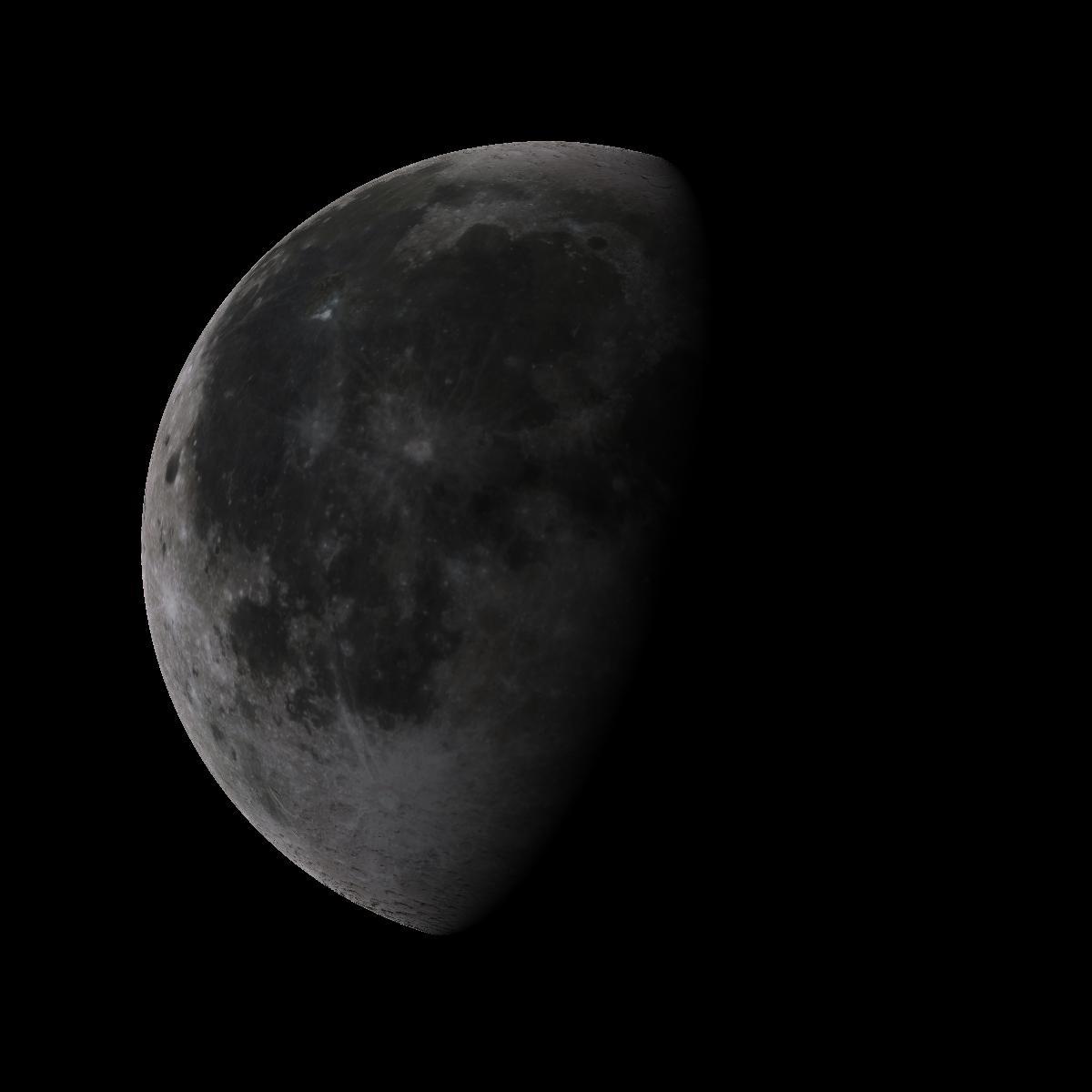 Lune du 25 mai 2019