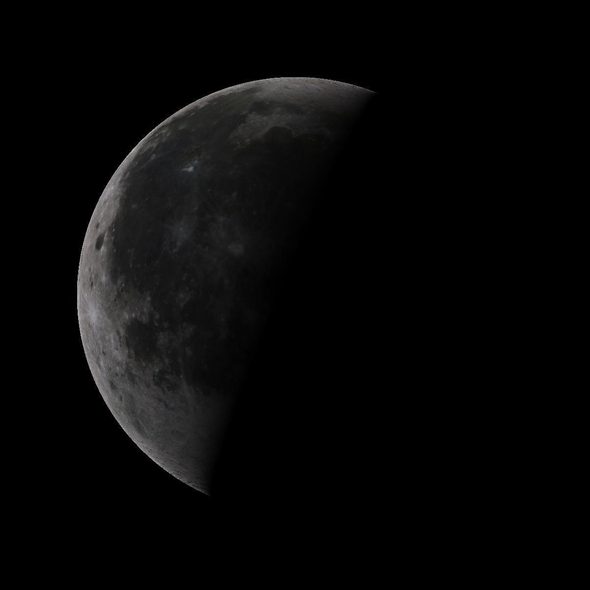 Lune du 27 mai 2019