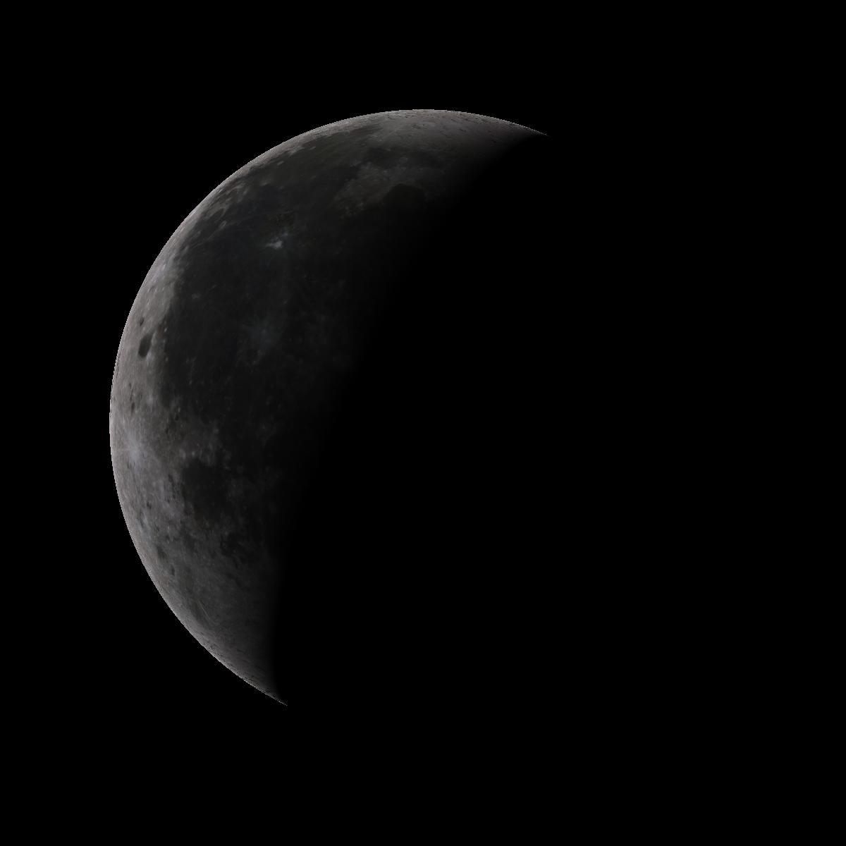 Lune du 28 mai 2019