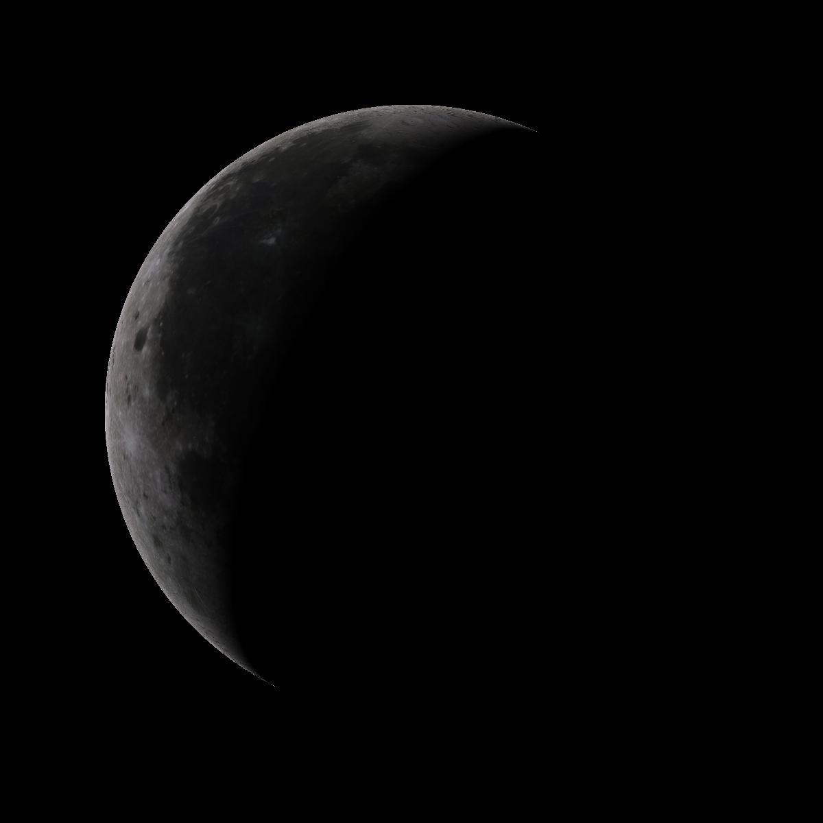 Lune du 29 mai 2019