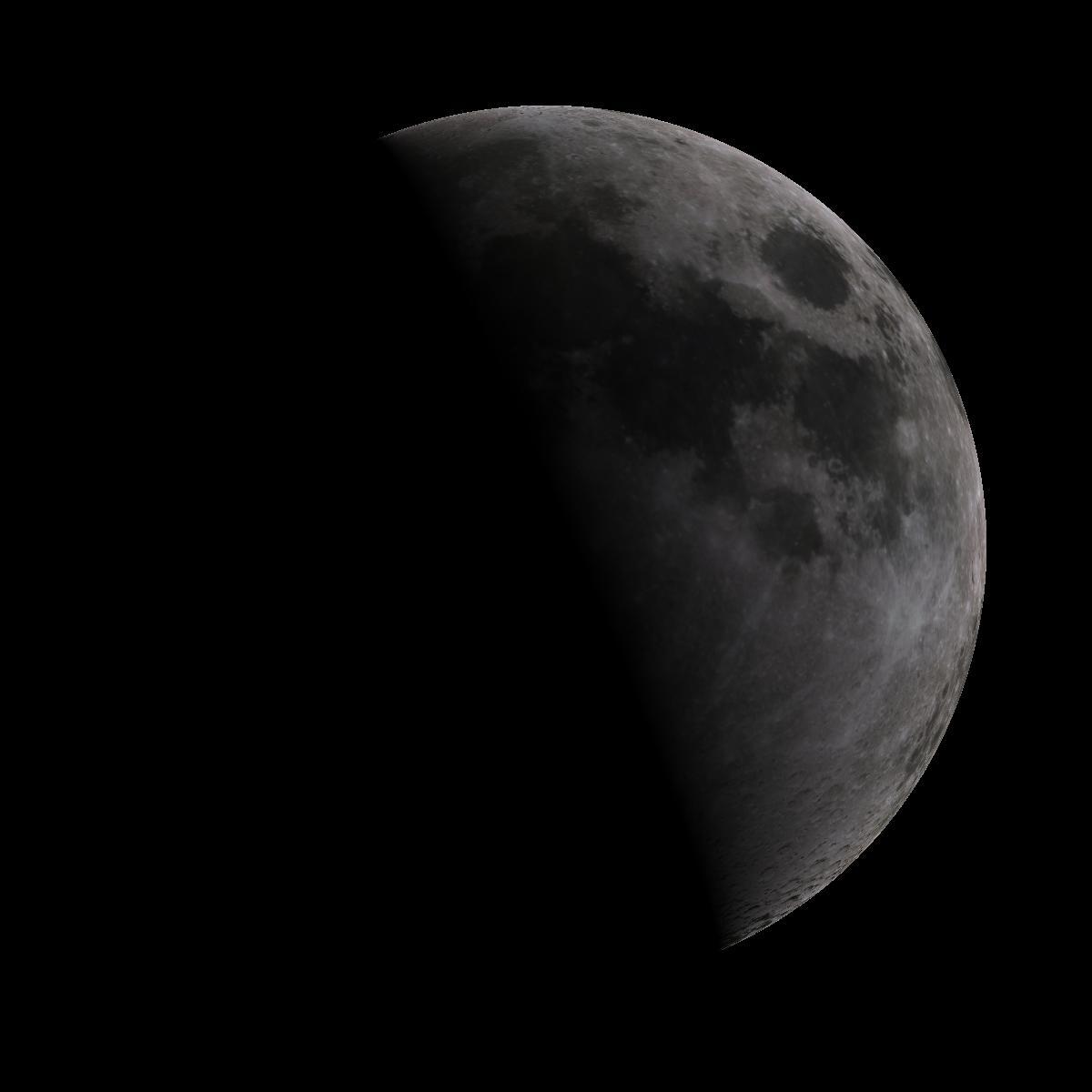Lune du 10 juin 2019