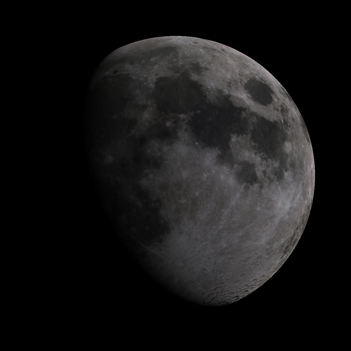Lune du 13 juin 2019