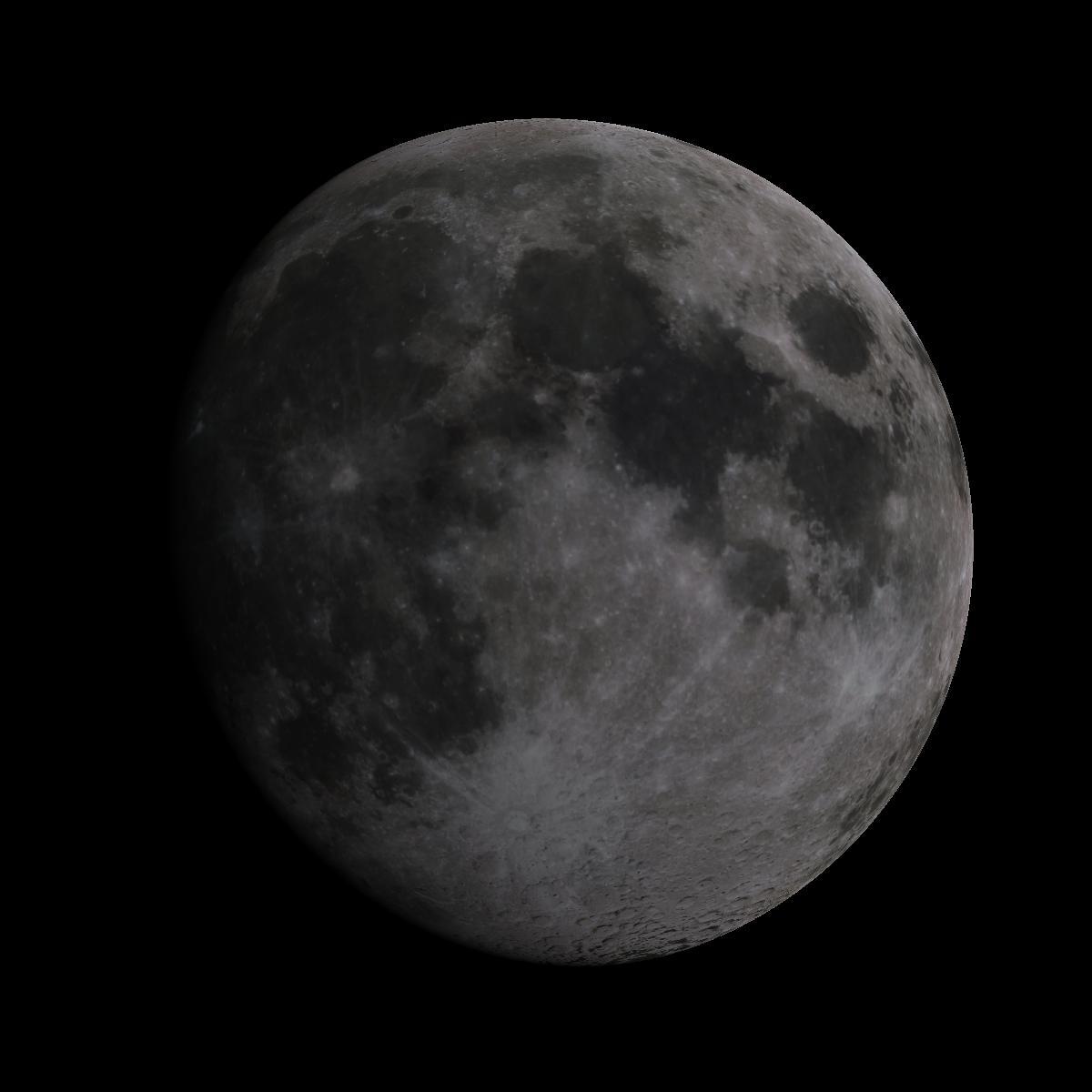 Lune du 15 juin 2019
