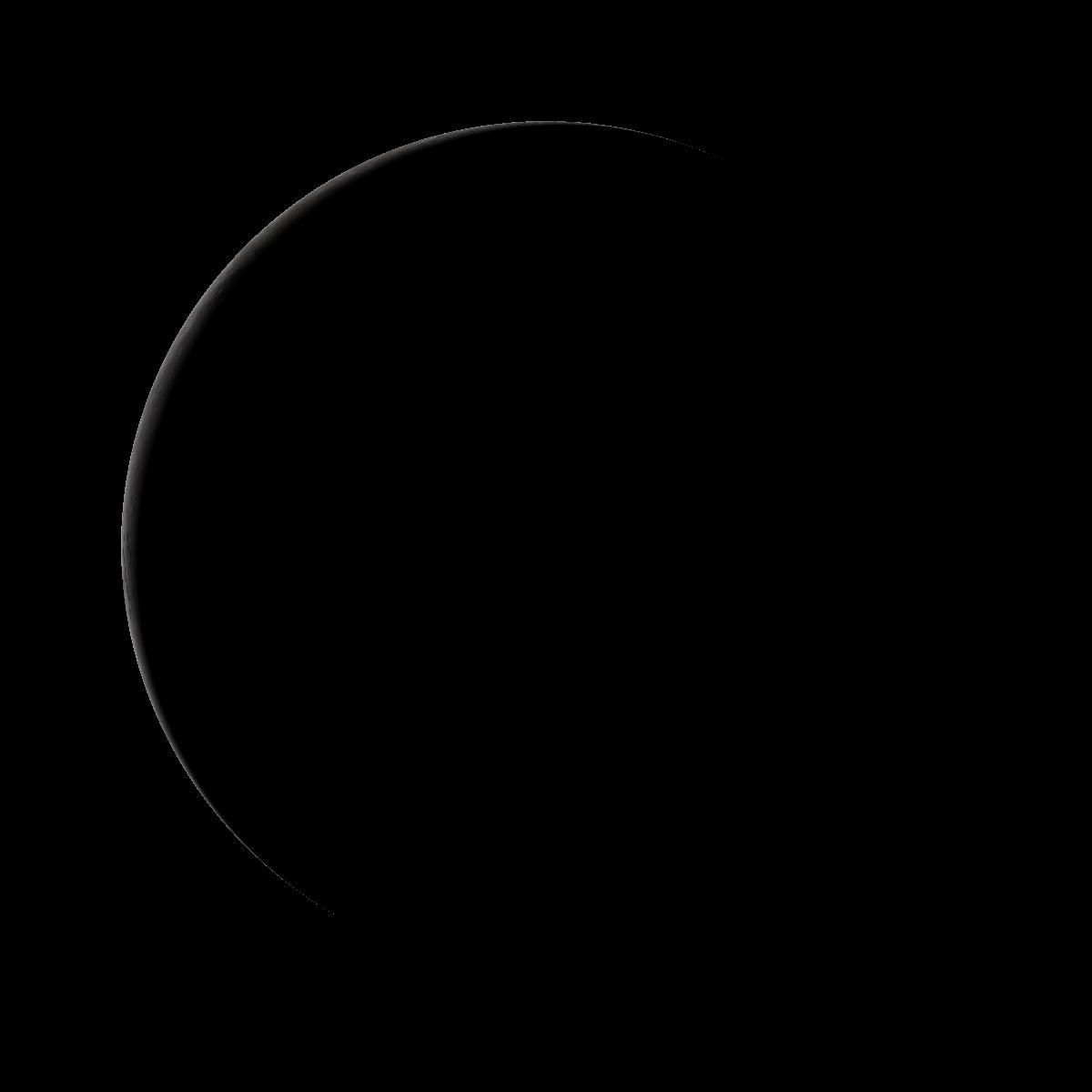 Lune du 2 juin 2019