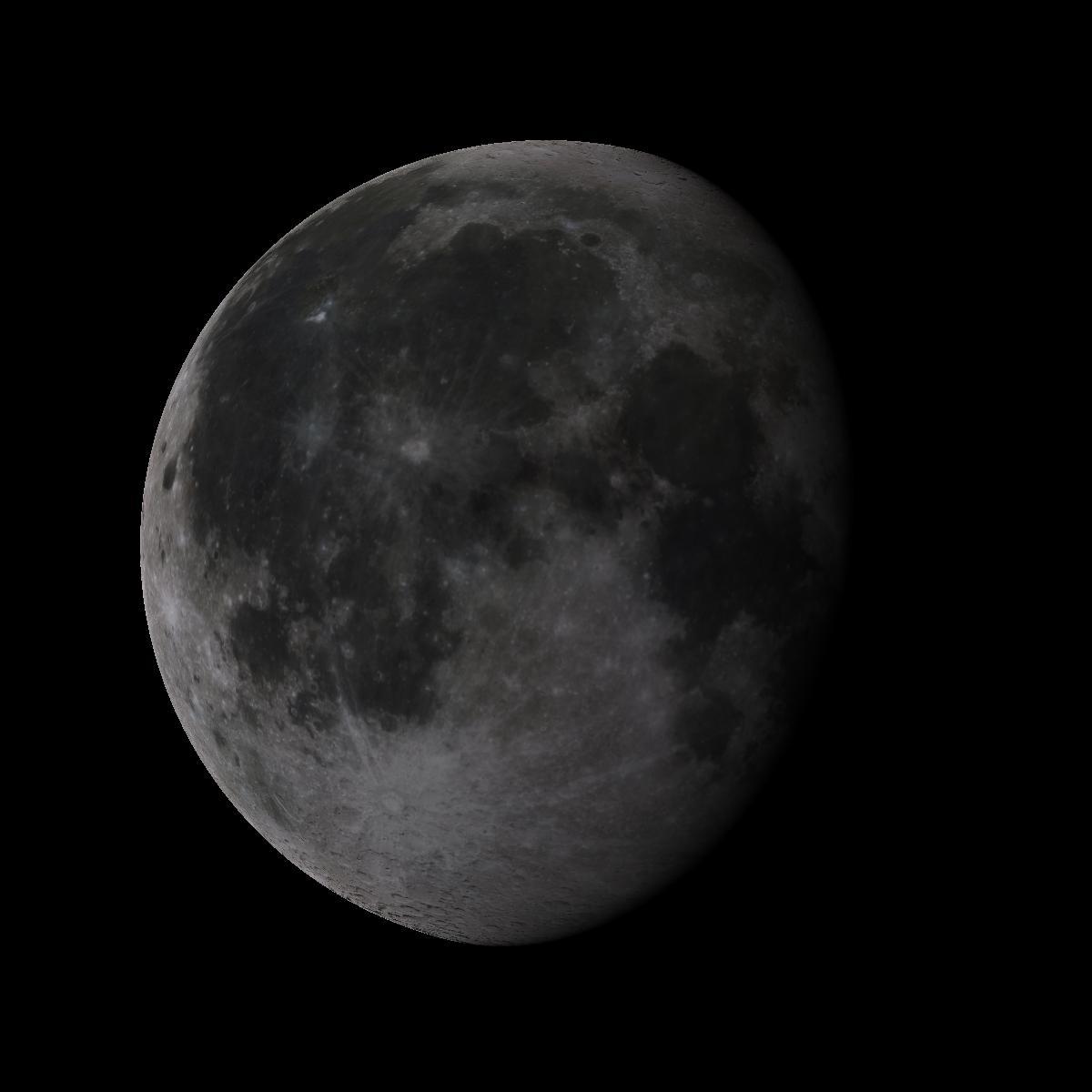 Lune du 21 juin 2019