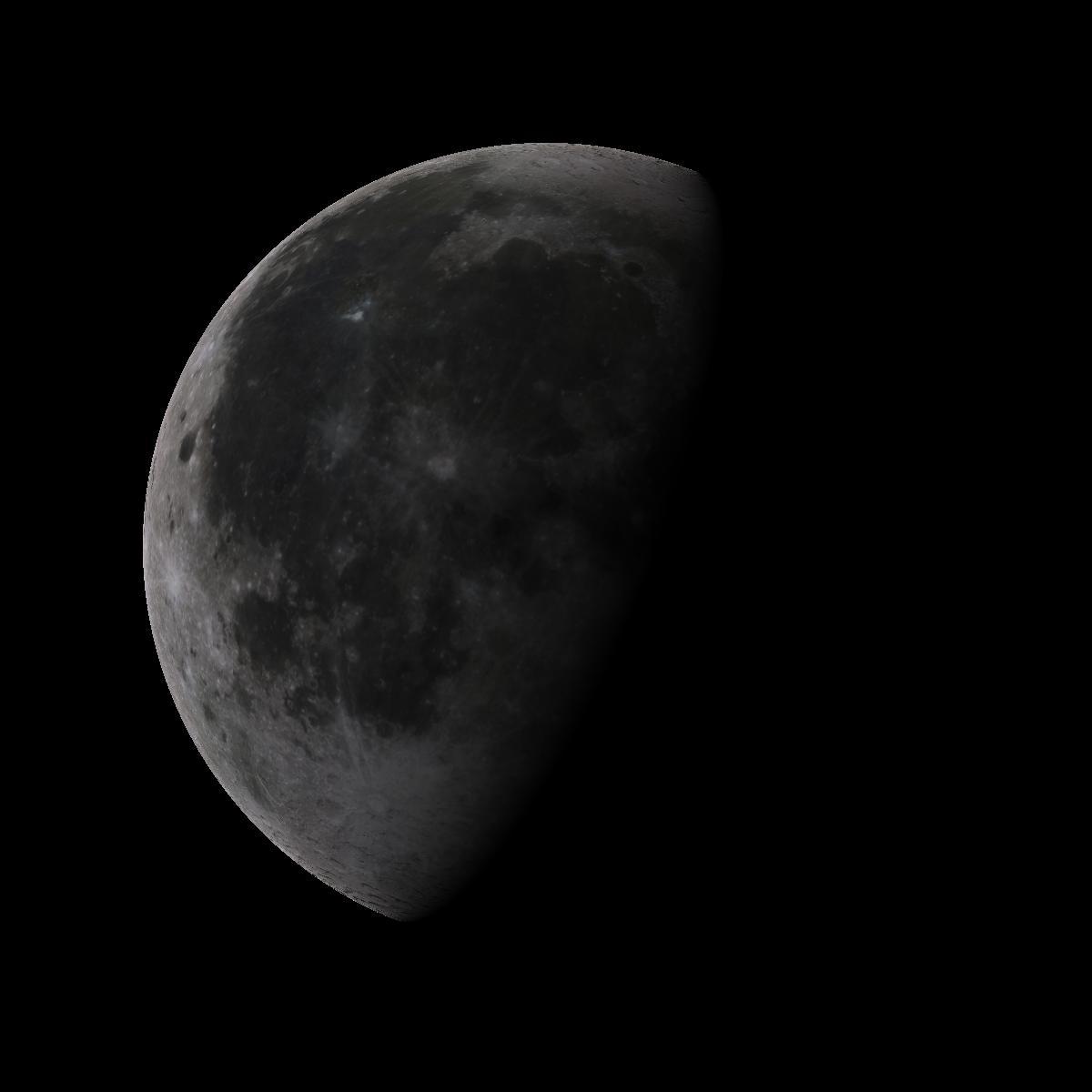 Lune du 24 juin 2019