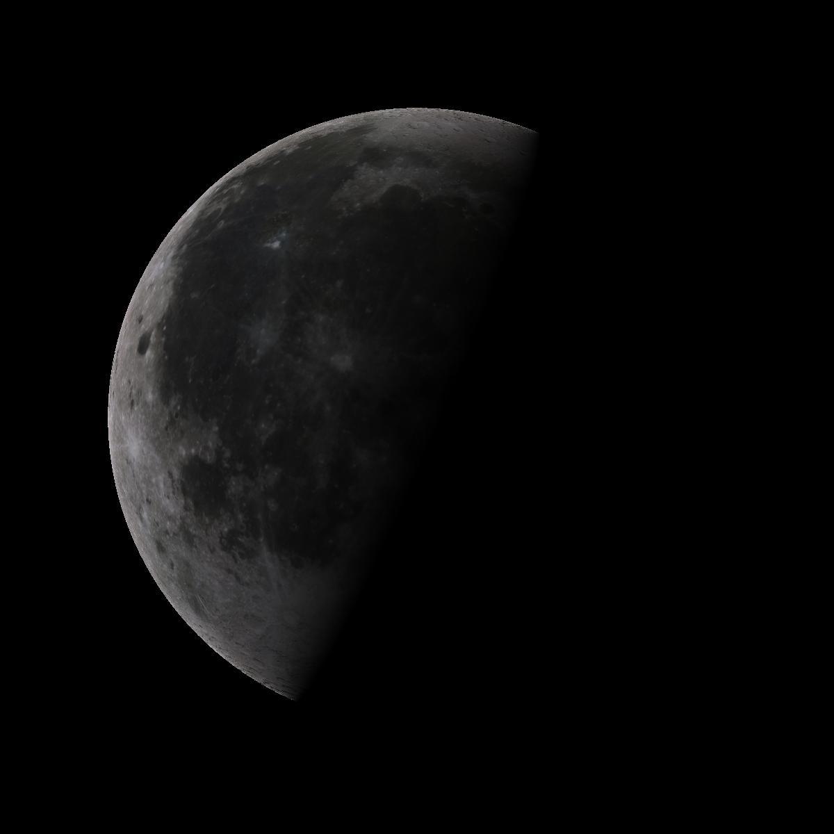 Lune du 25 juin 2019