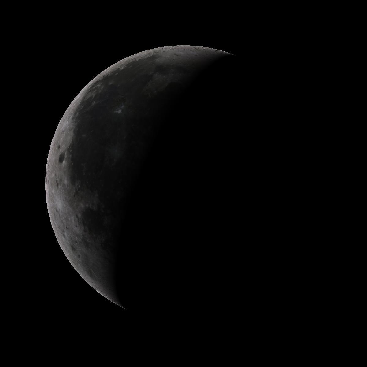 Lune du 27 juin 2019