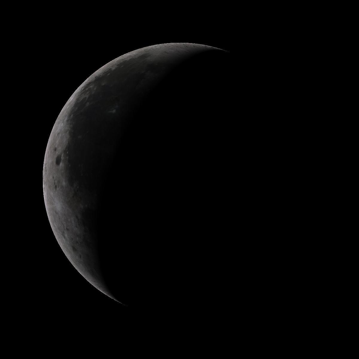 Lune du 28 juin 2019