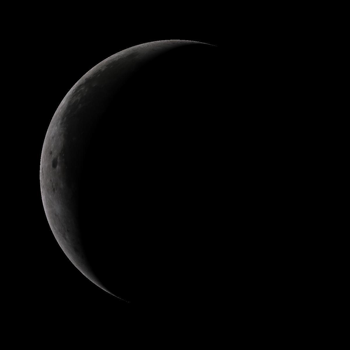 Lune du 29 juin 2019