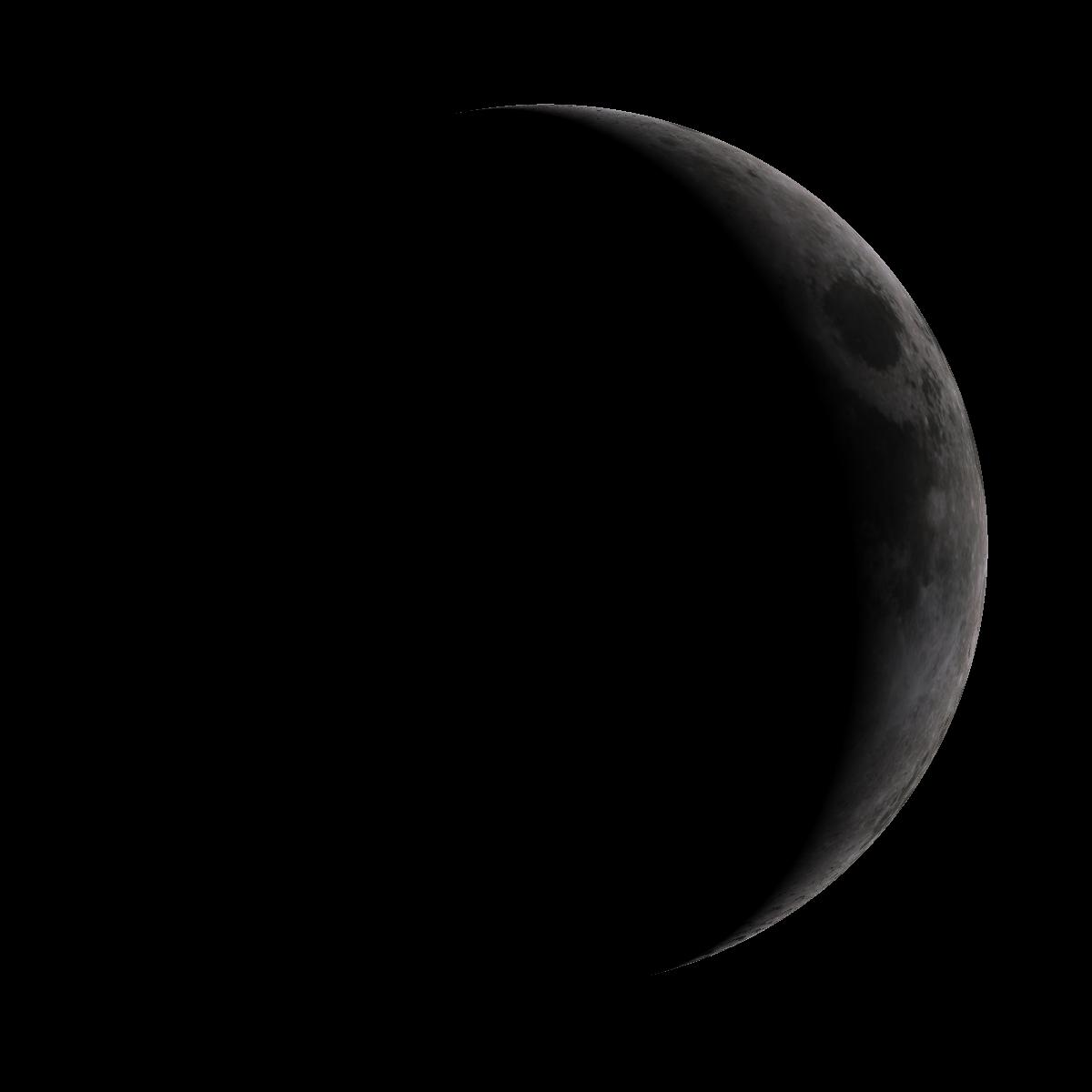 Lune du 7 juin 2019