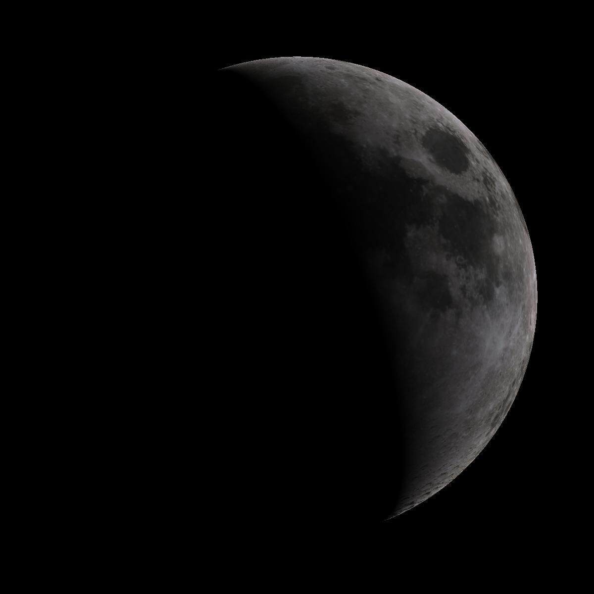 Lune du 9 juin 2019