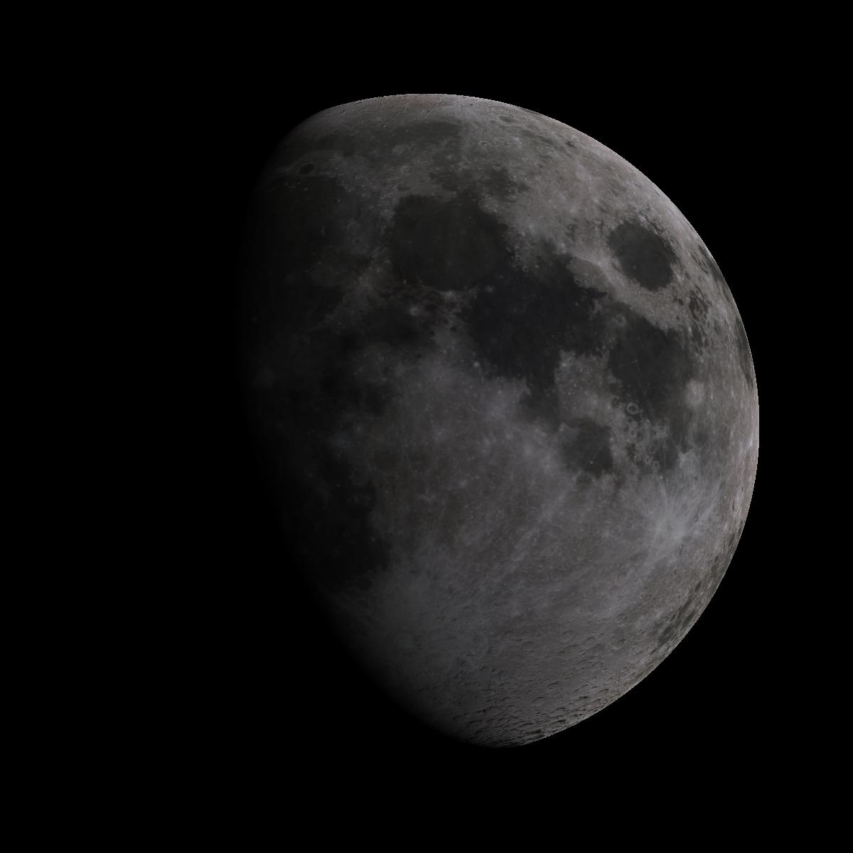 Lune du 12 juillet 2019