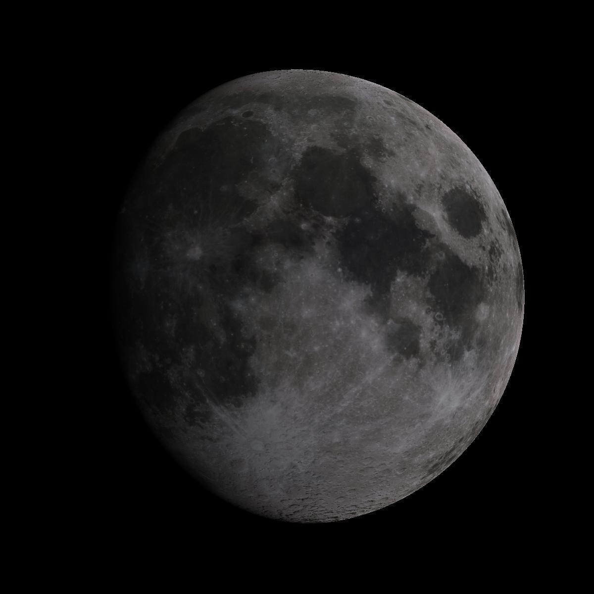 Lune du 14 juillet 2019