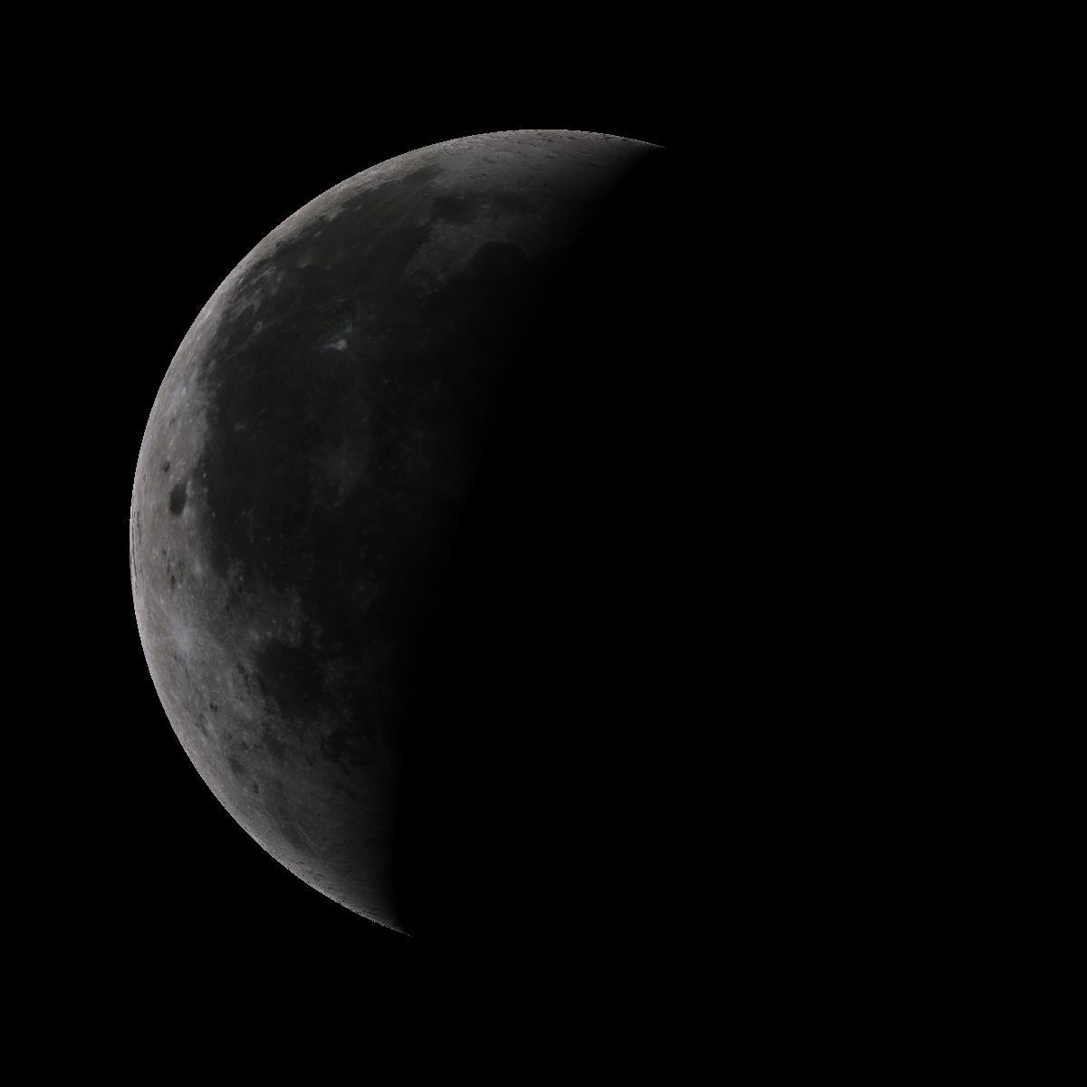 Lune du 26 juillet 2019