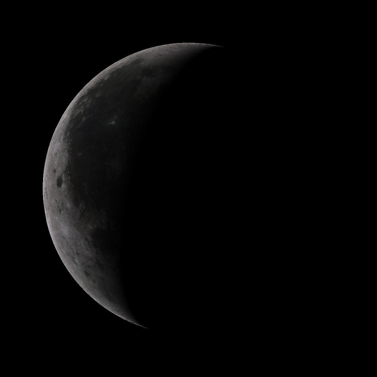 Lune du 27 juillet 2019