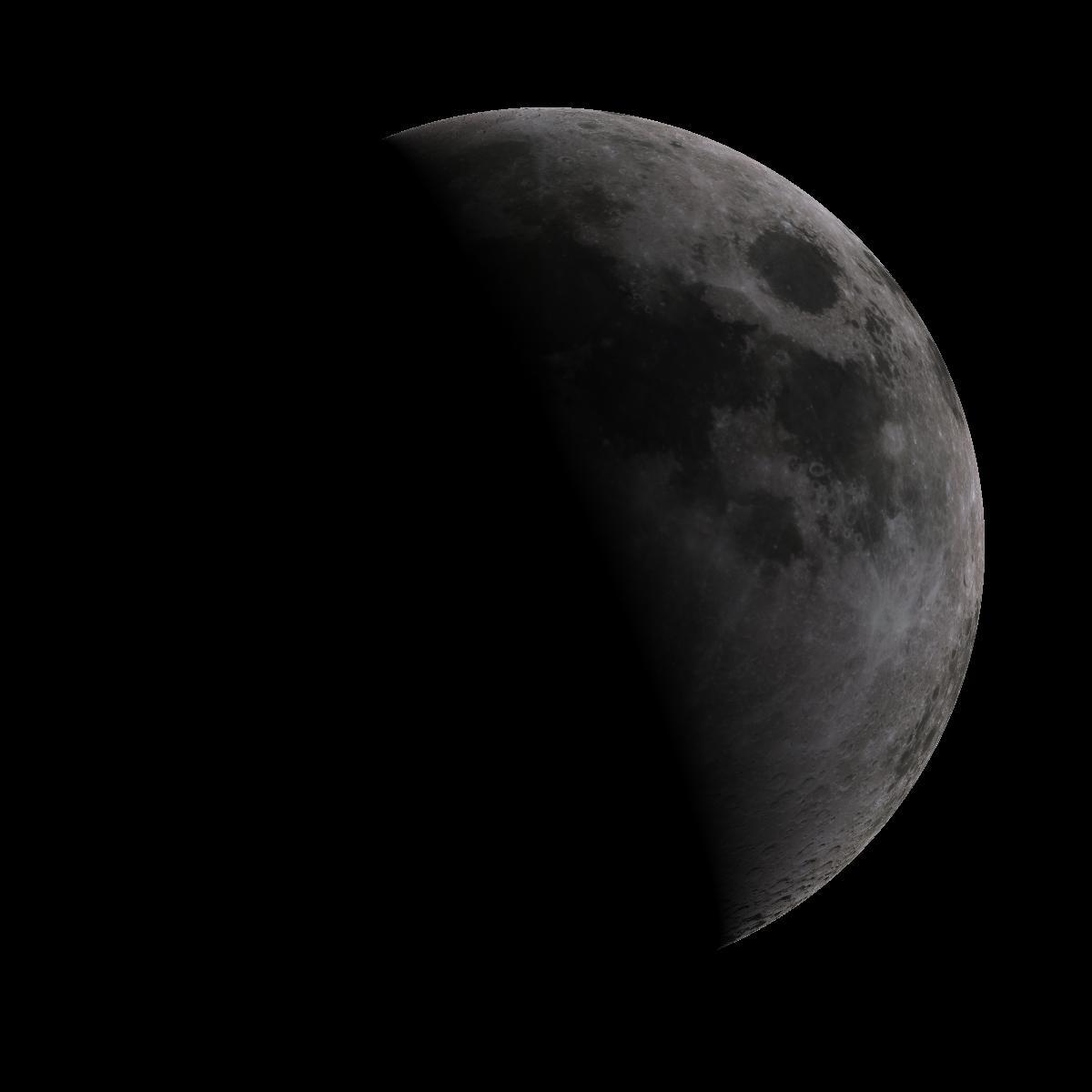 Lune du 9 juillet 2019