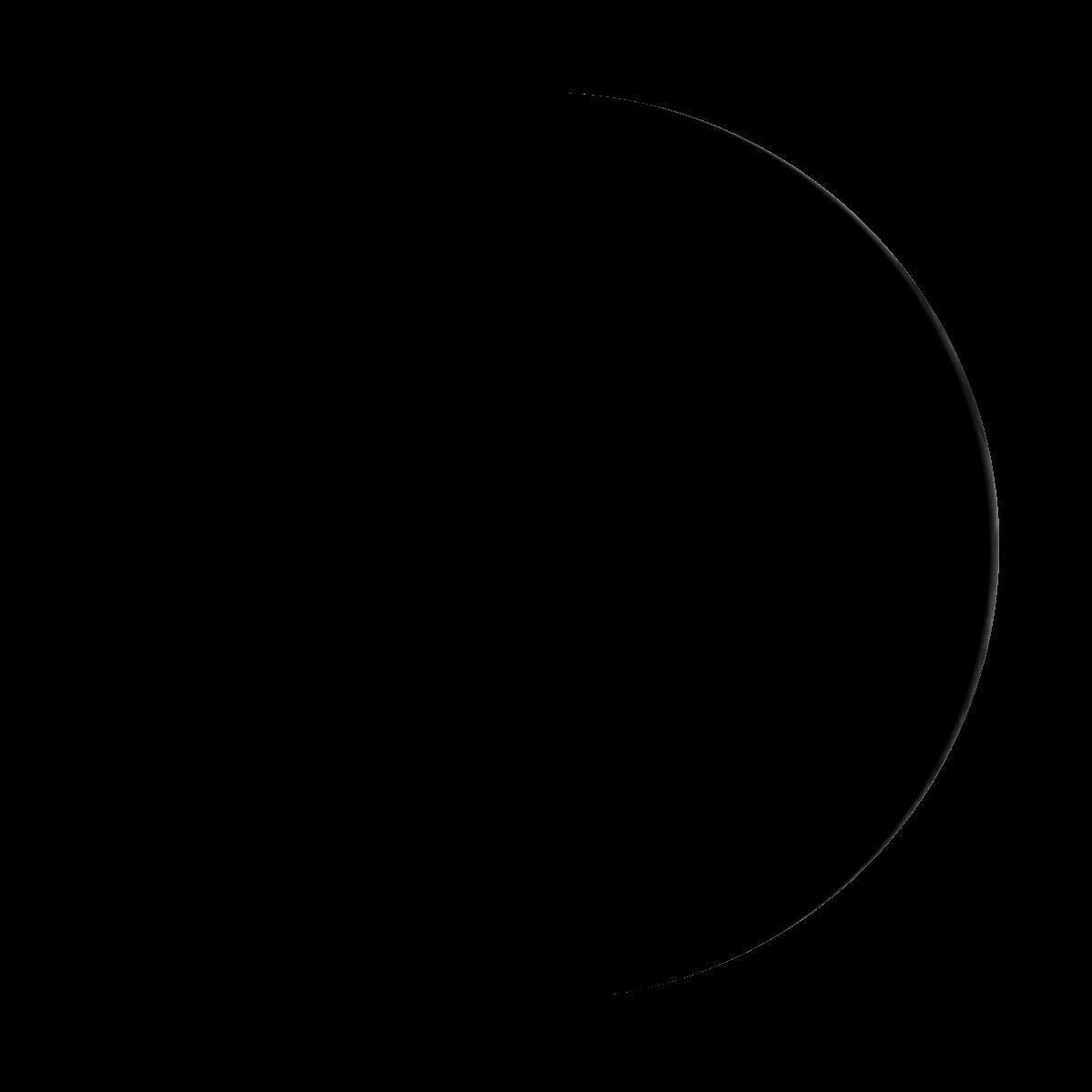 Lune du 2 aout 2019