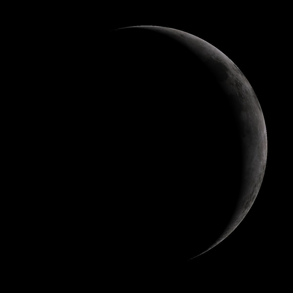Lune du 4 aout 2019