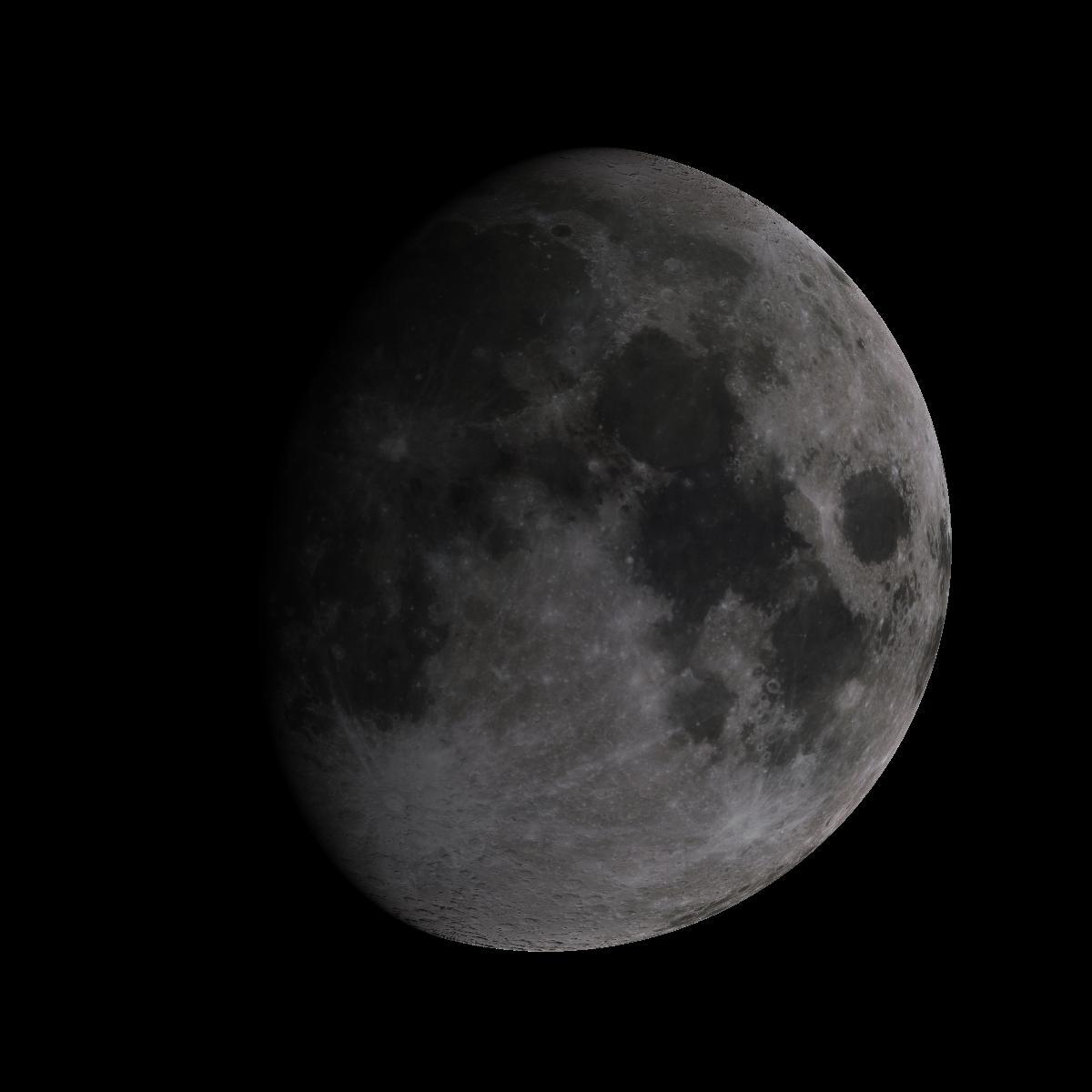 Lune du 10 septembre 2019