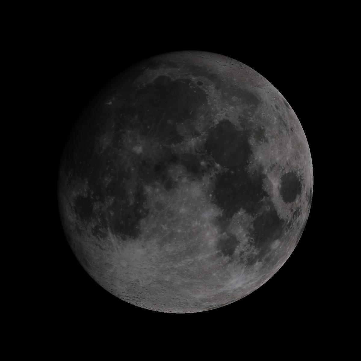 Lune du 12 septembre 2019