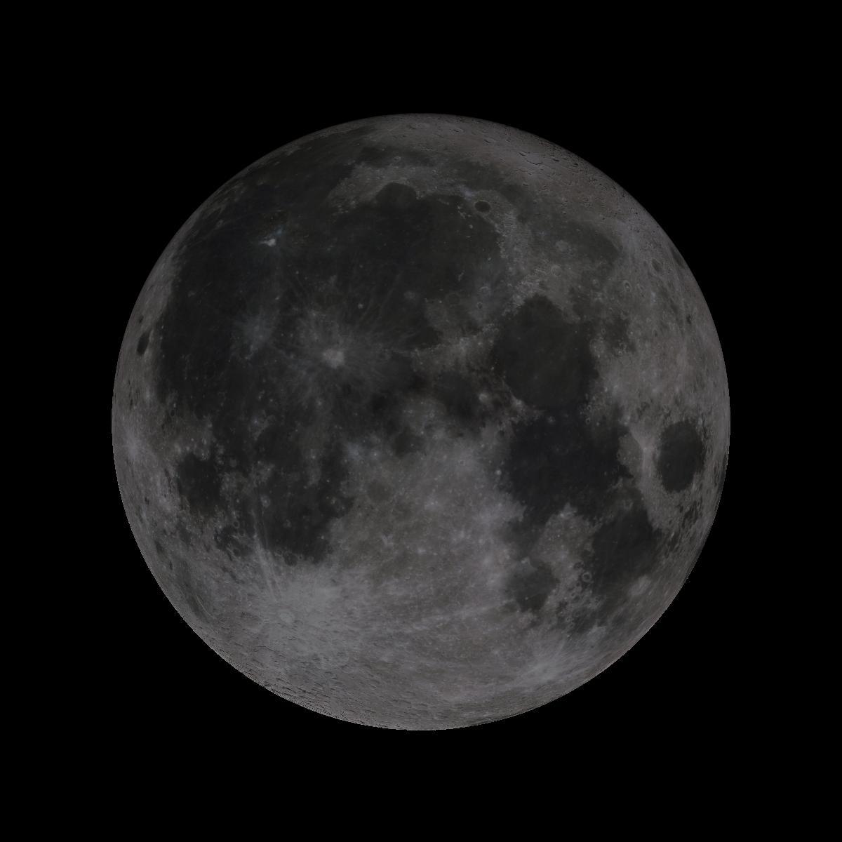 Lune du 14 septembre 2019