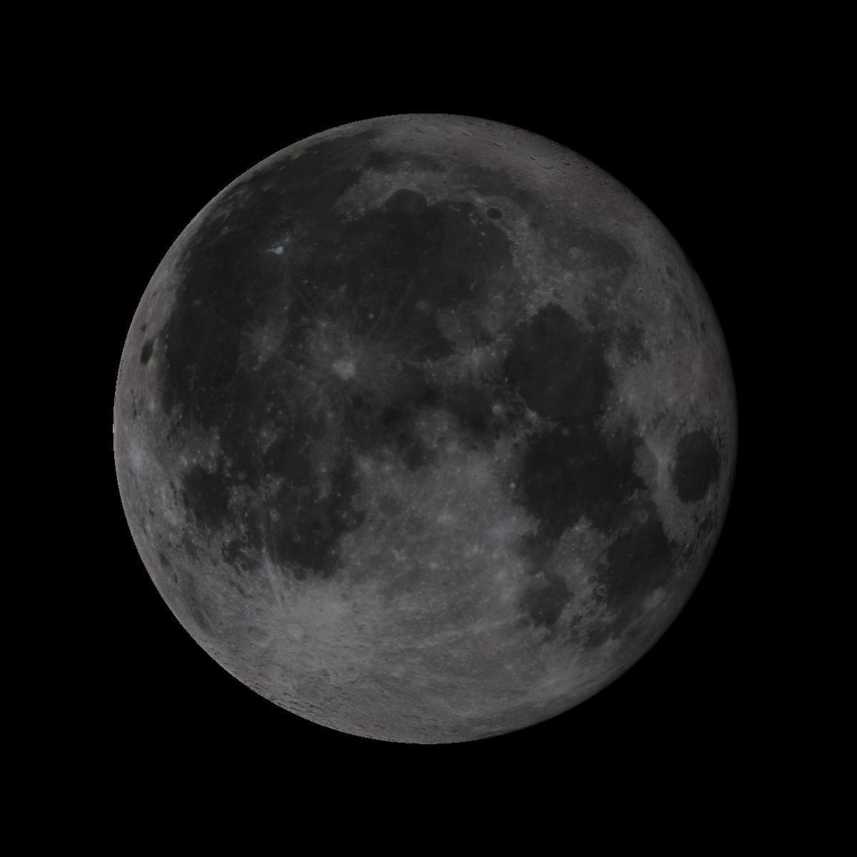 Lune du 15 septembre 2019