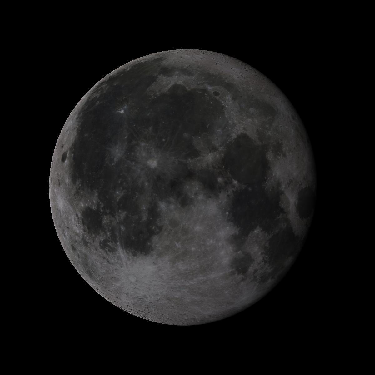 Lune du 16 septembre 2019