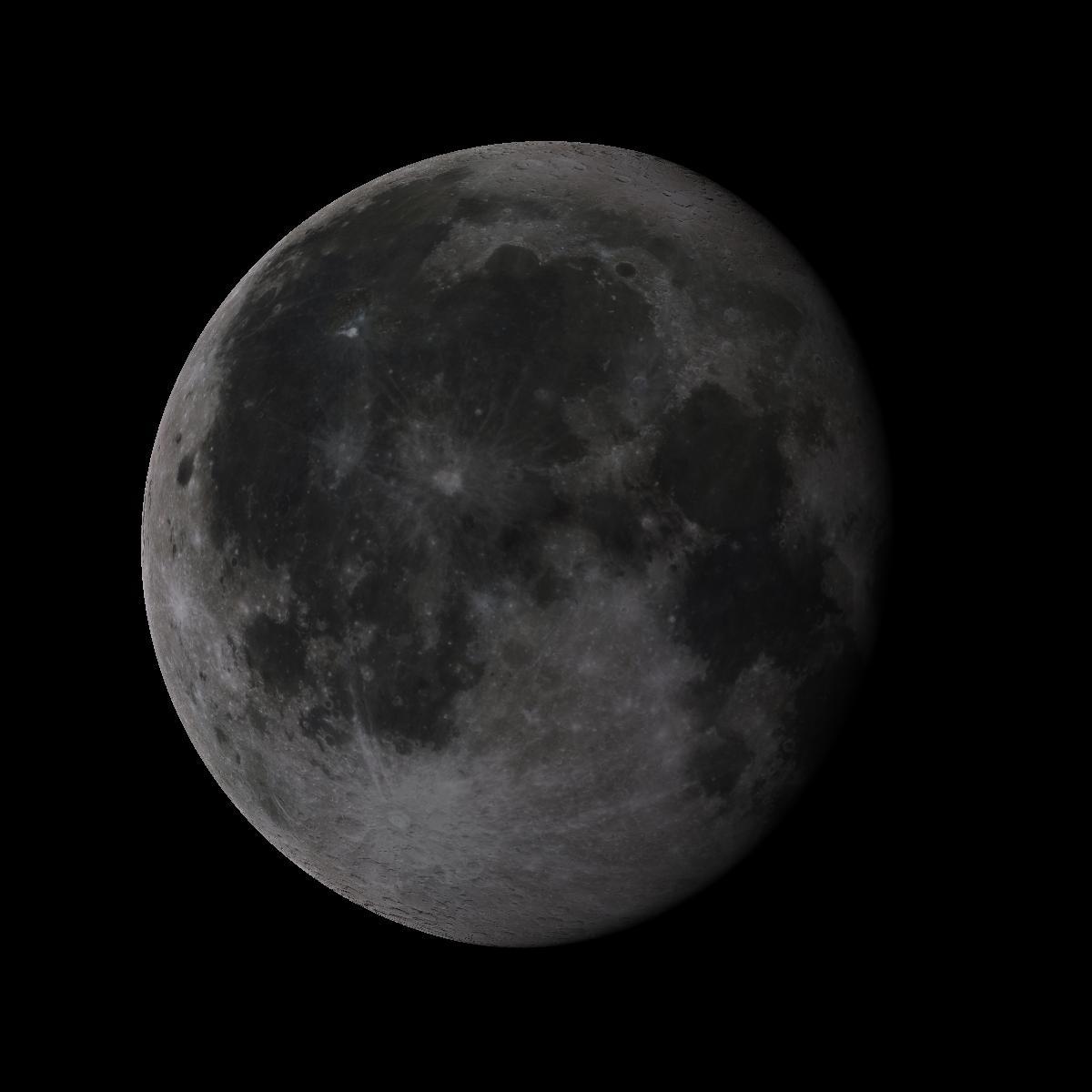 Lune du 17 septembre 2019