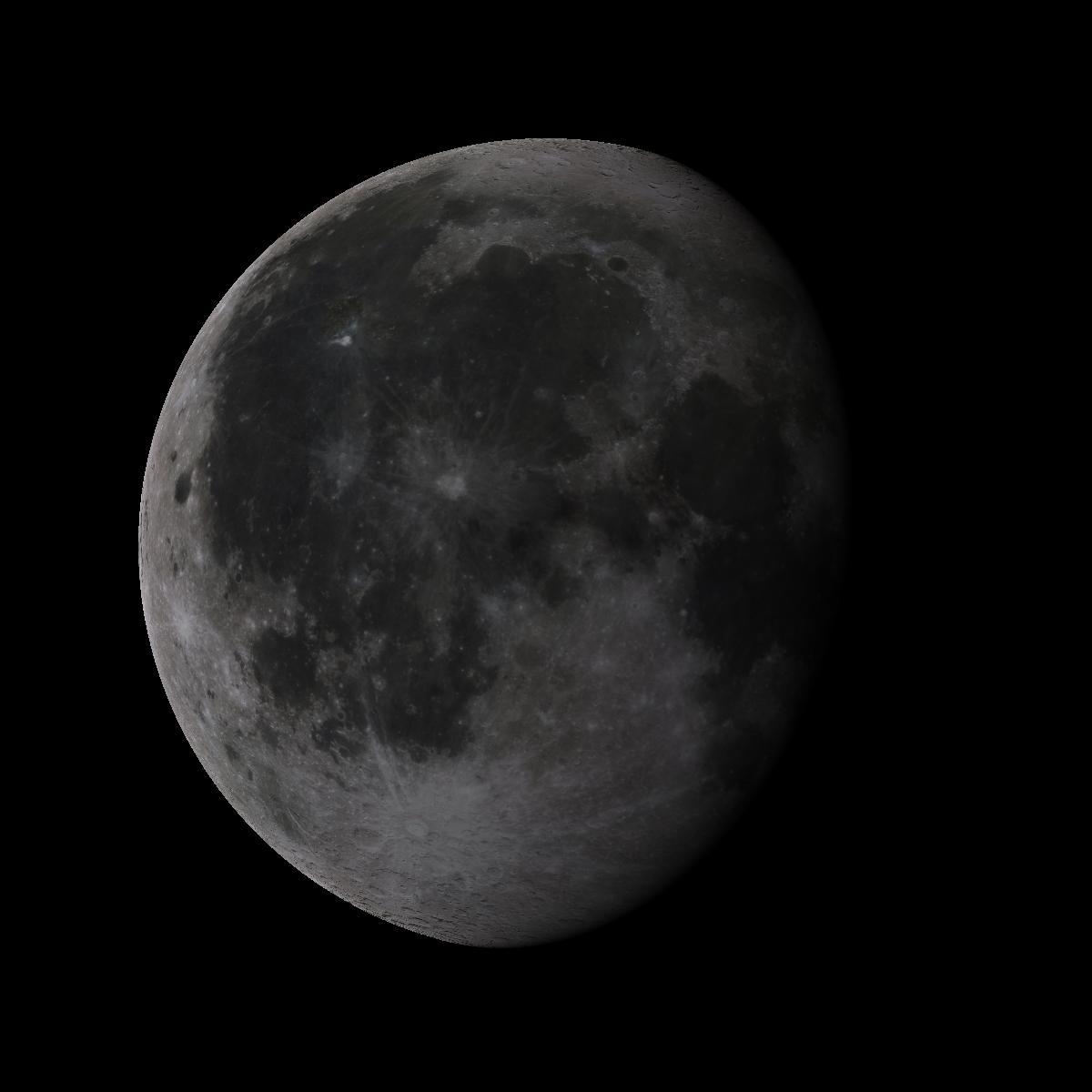 Lune du 18 septembre 2019