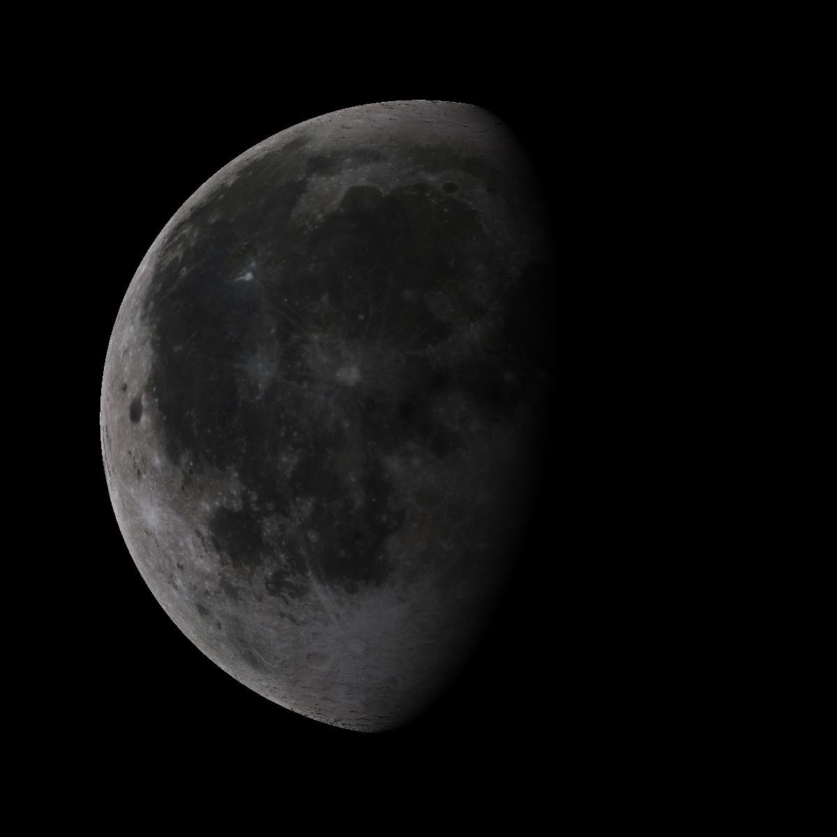 Lune du 20 septembre 2019