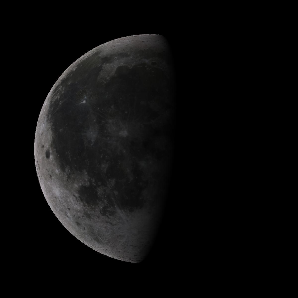 Lune du 21 septembre 2019
