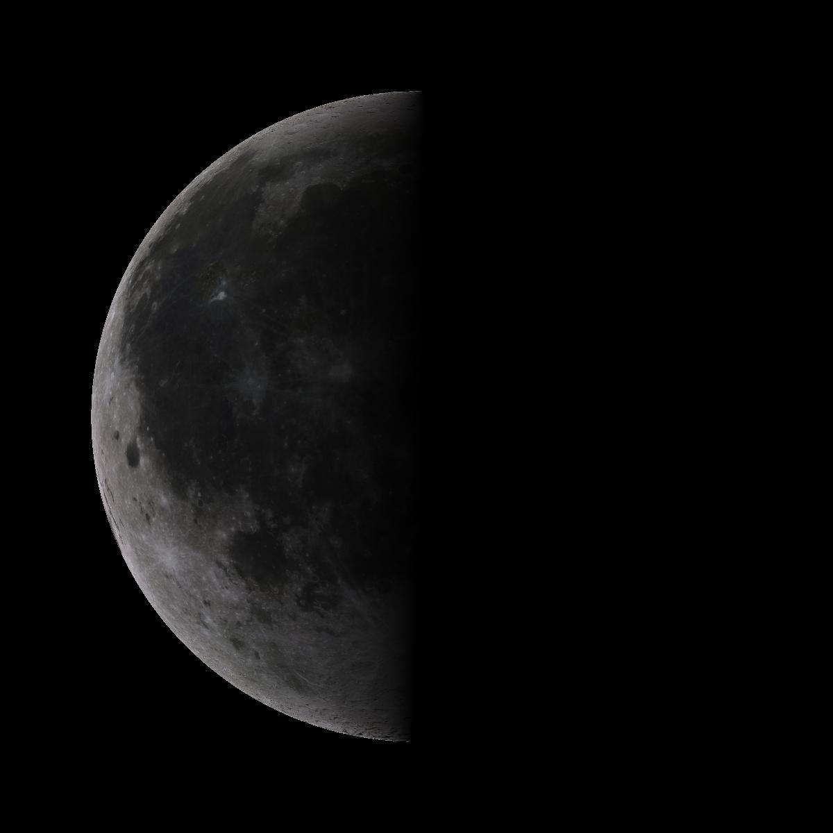 Lune du 22 septembre 2019