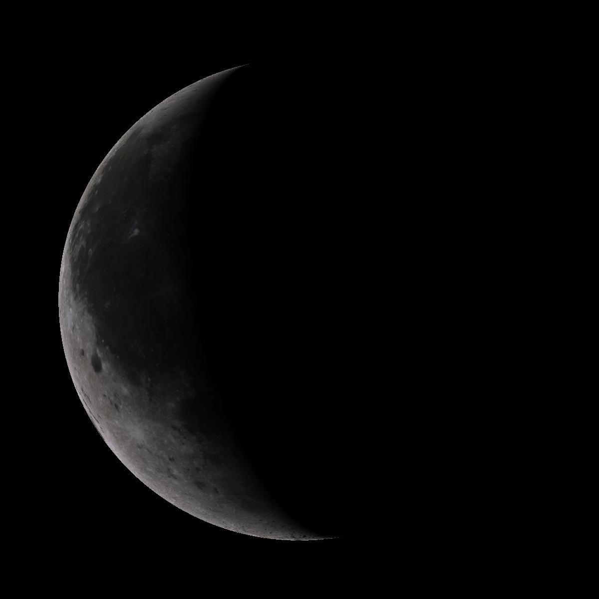 Lune du 24 septembre 2019