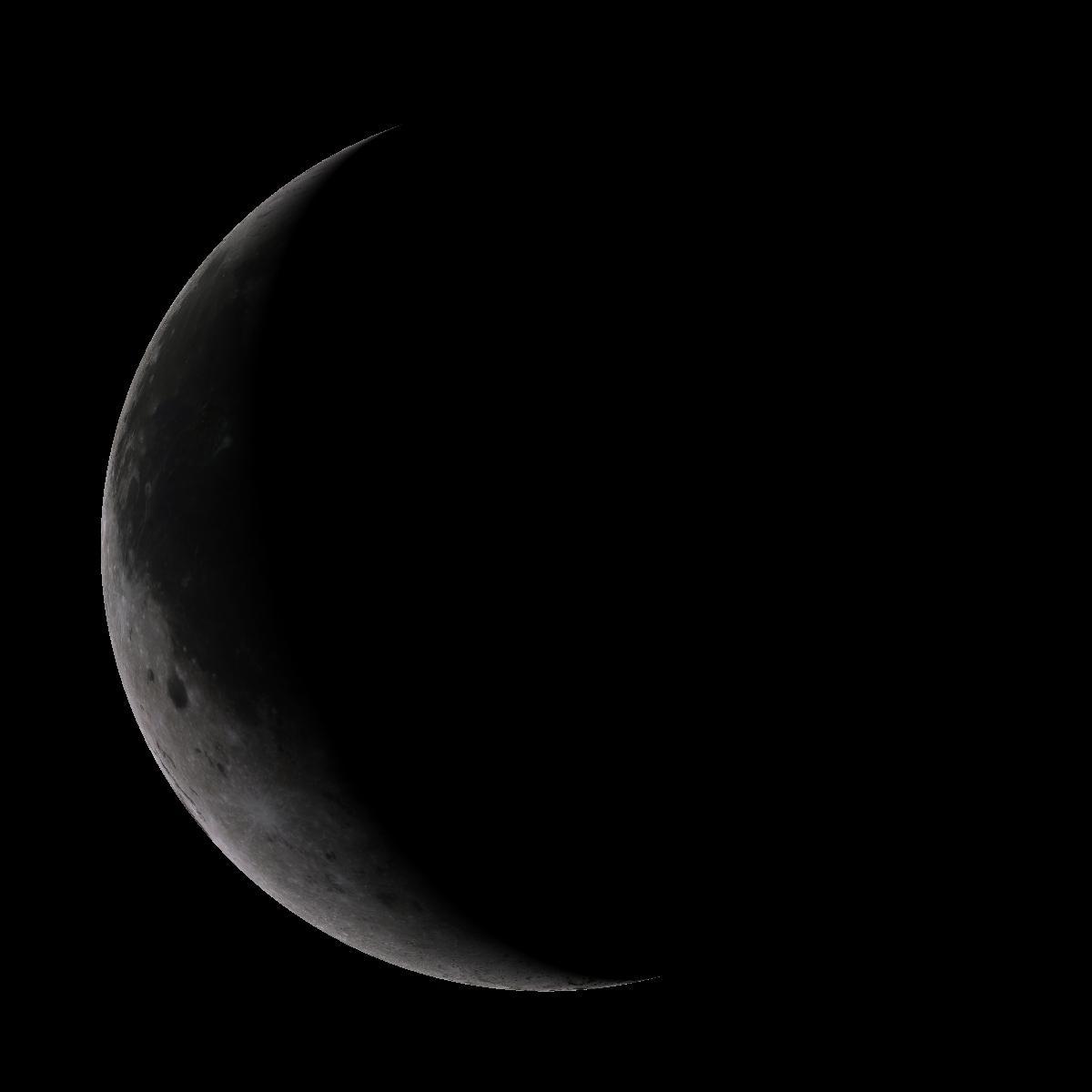 Lune du 25 septembre 2019