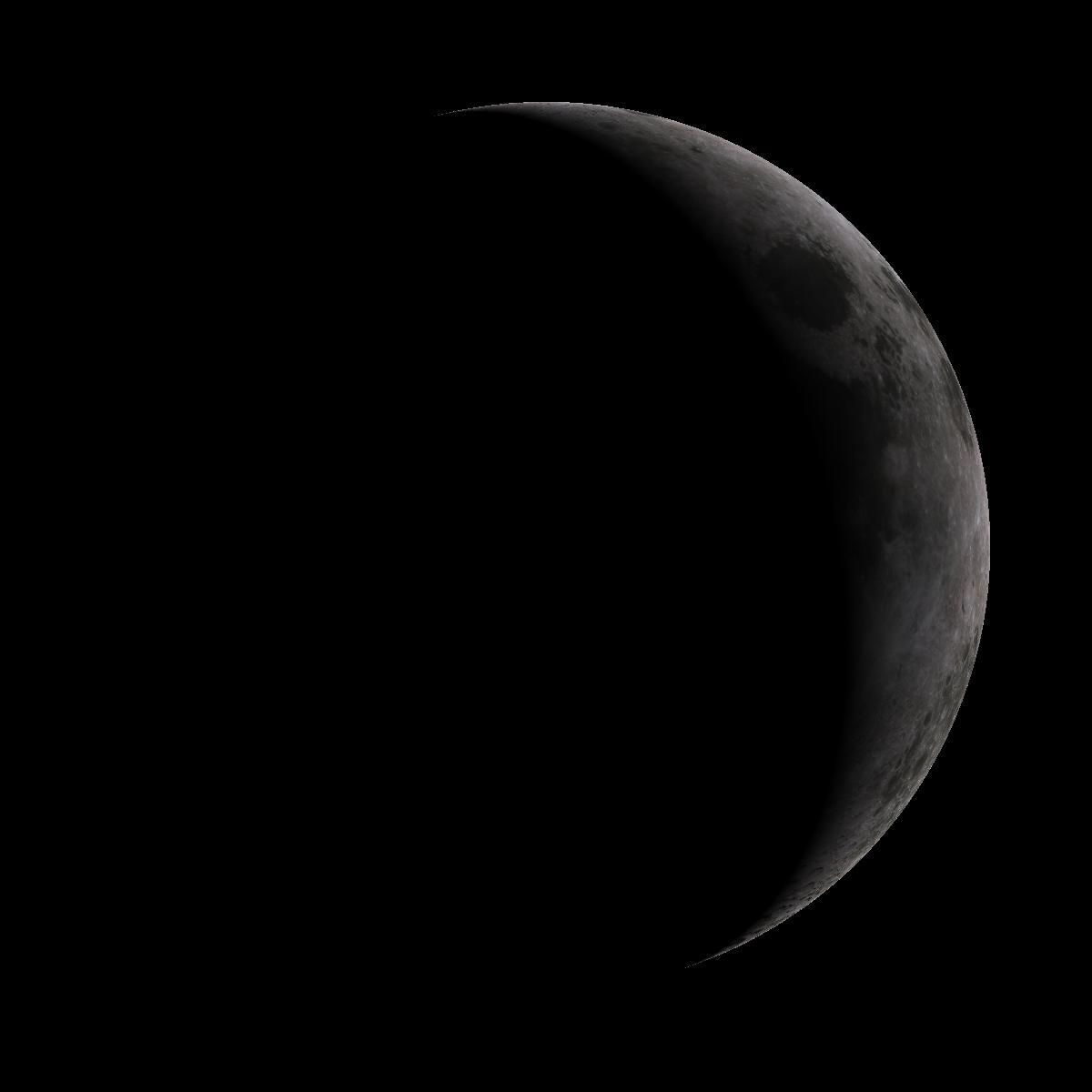 Lune du 3 septembre 2019