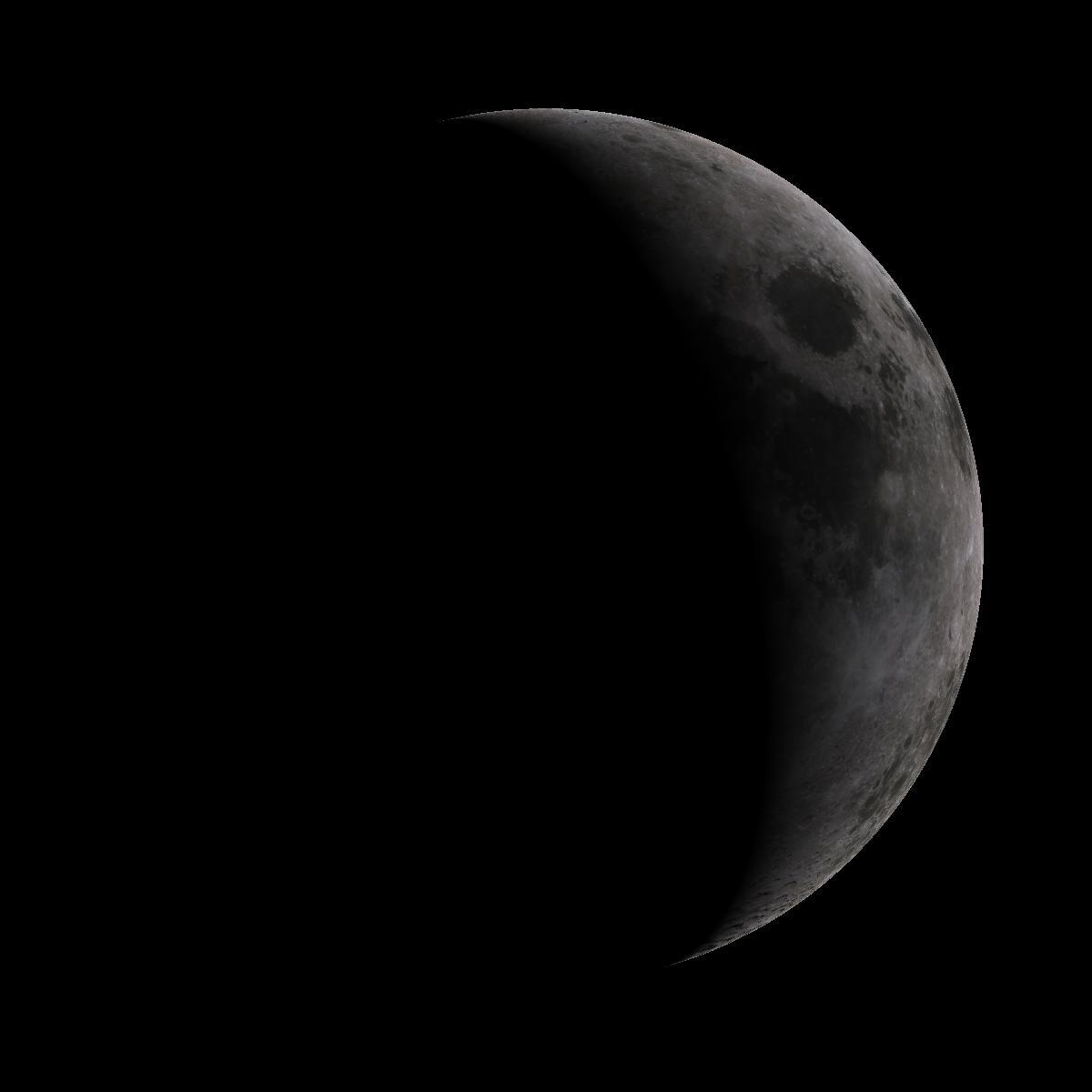 Lune du 4 septembre 2019