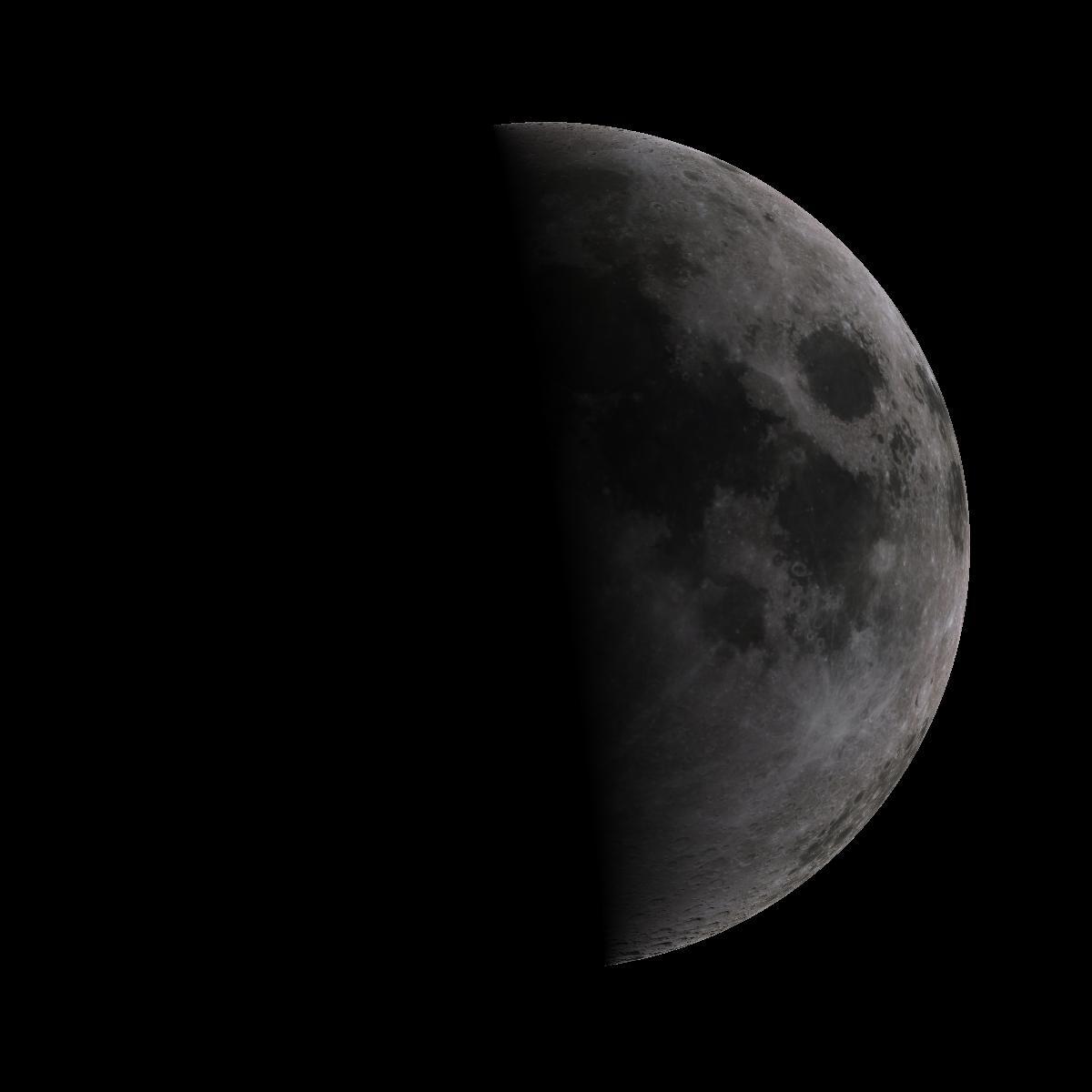 Lune du 6 septembre 2019