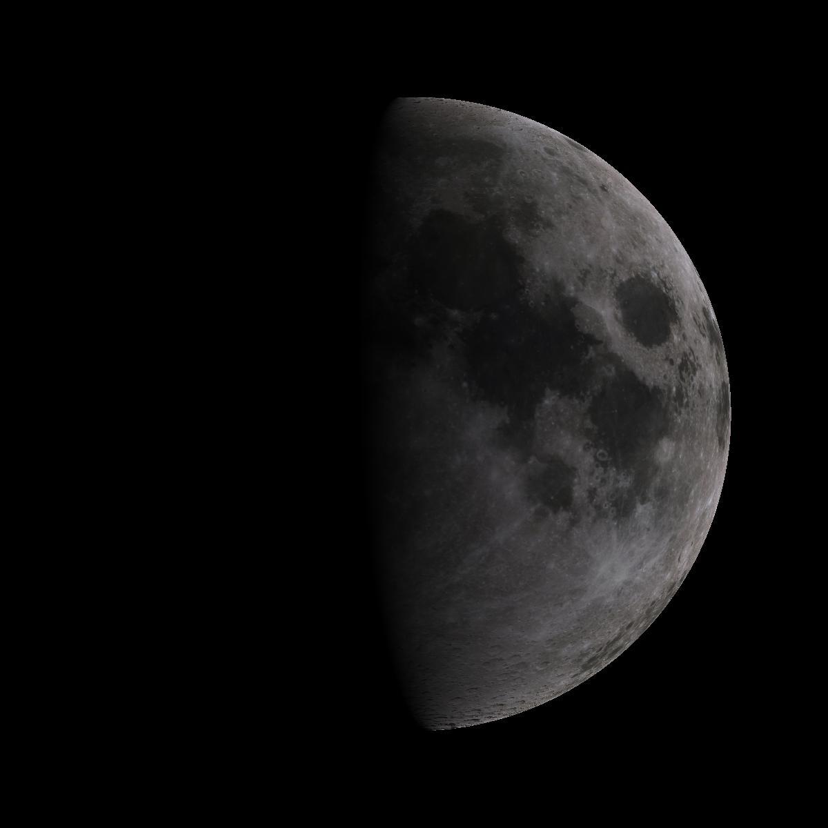 Lune du 7 septembre 2019