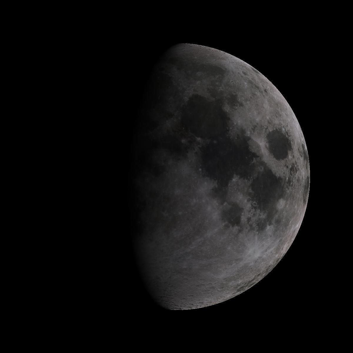 Lune du 8 septembre 2019