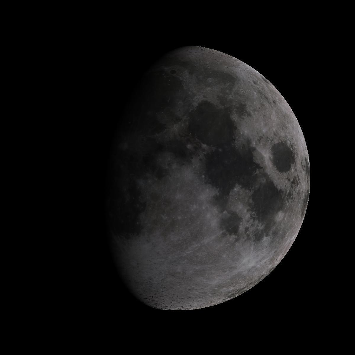 Lune du 9 septembre 2019