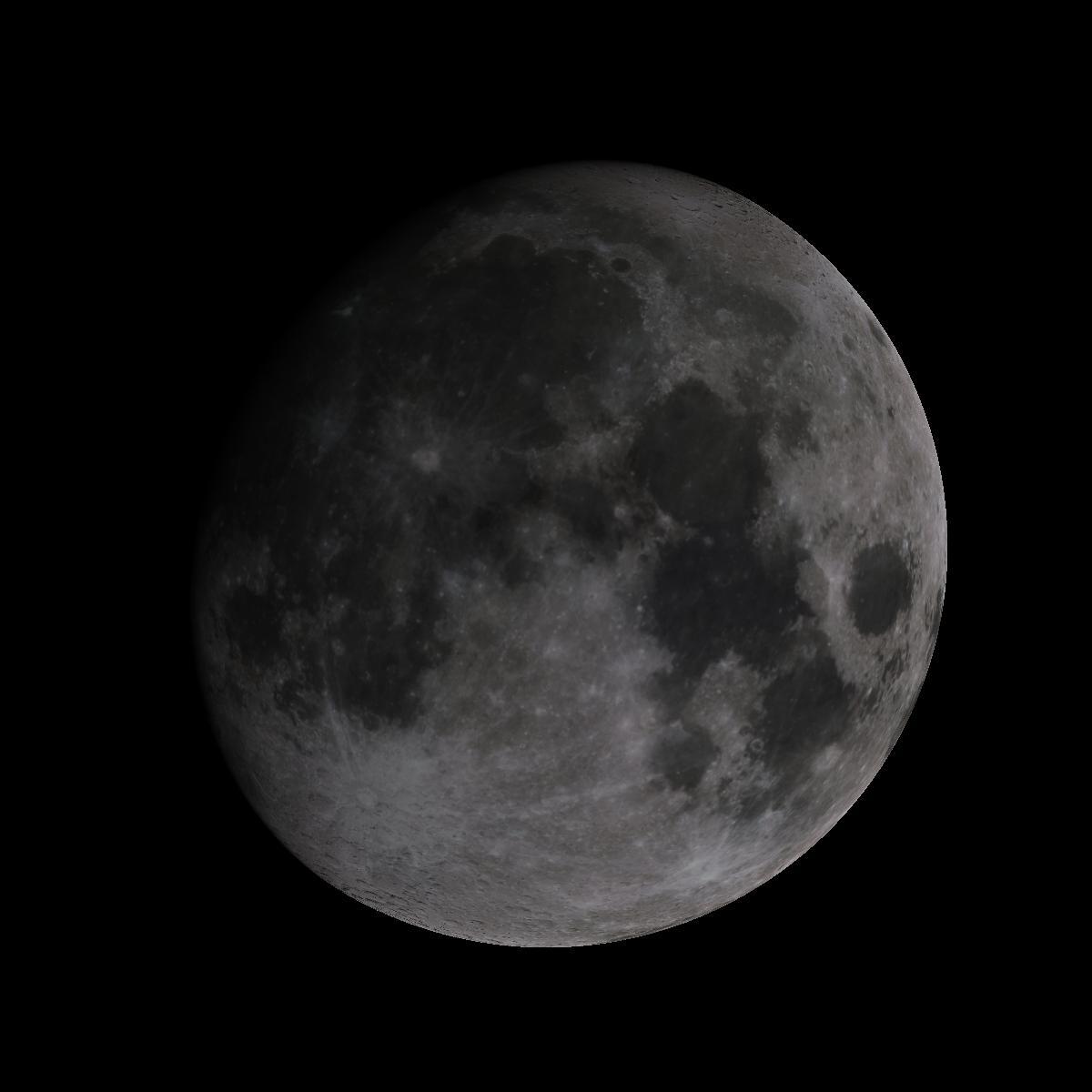 Lune du 11 octobre 2019
