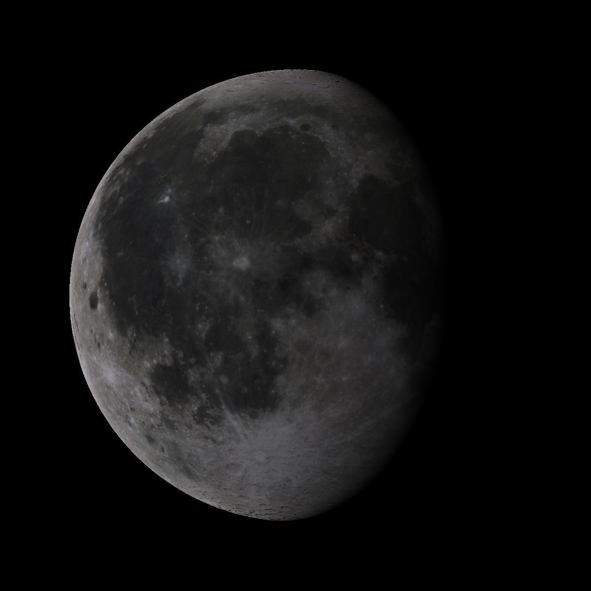 Lune du 18 octobre 2019