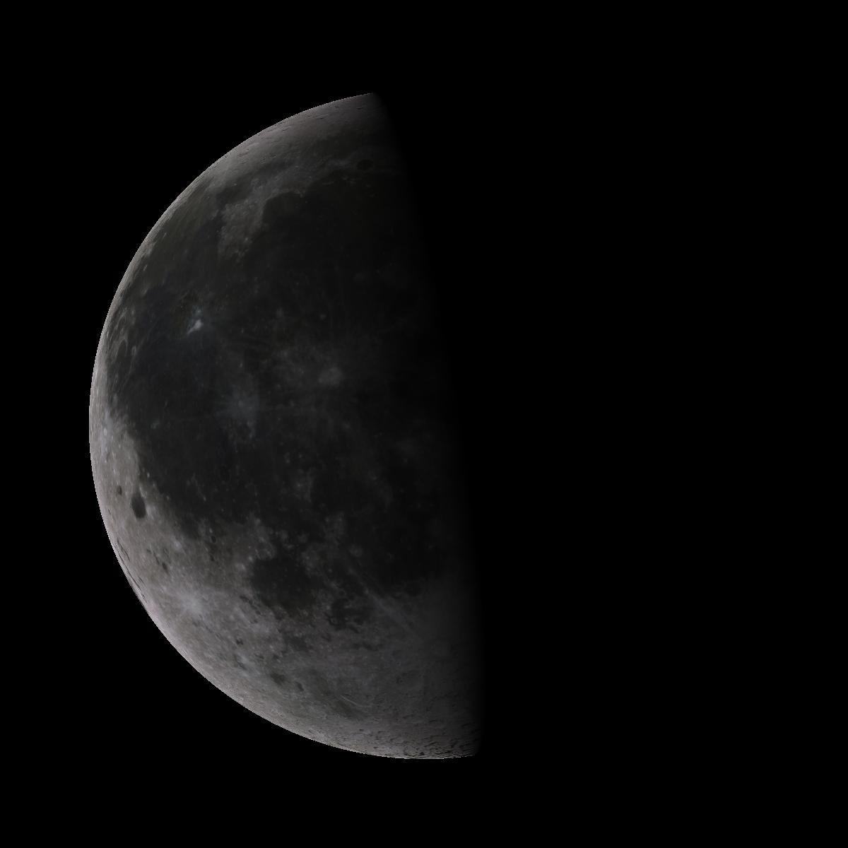 Lune du 21 octobre 2019