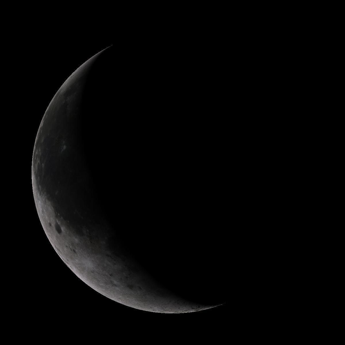 Lune du 24 octobre 2019