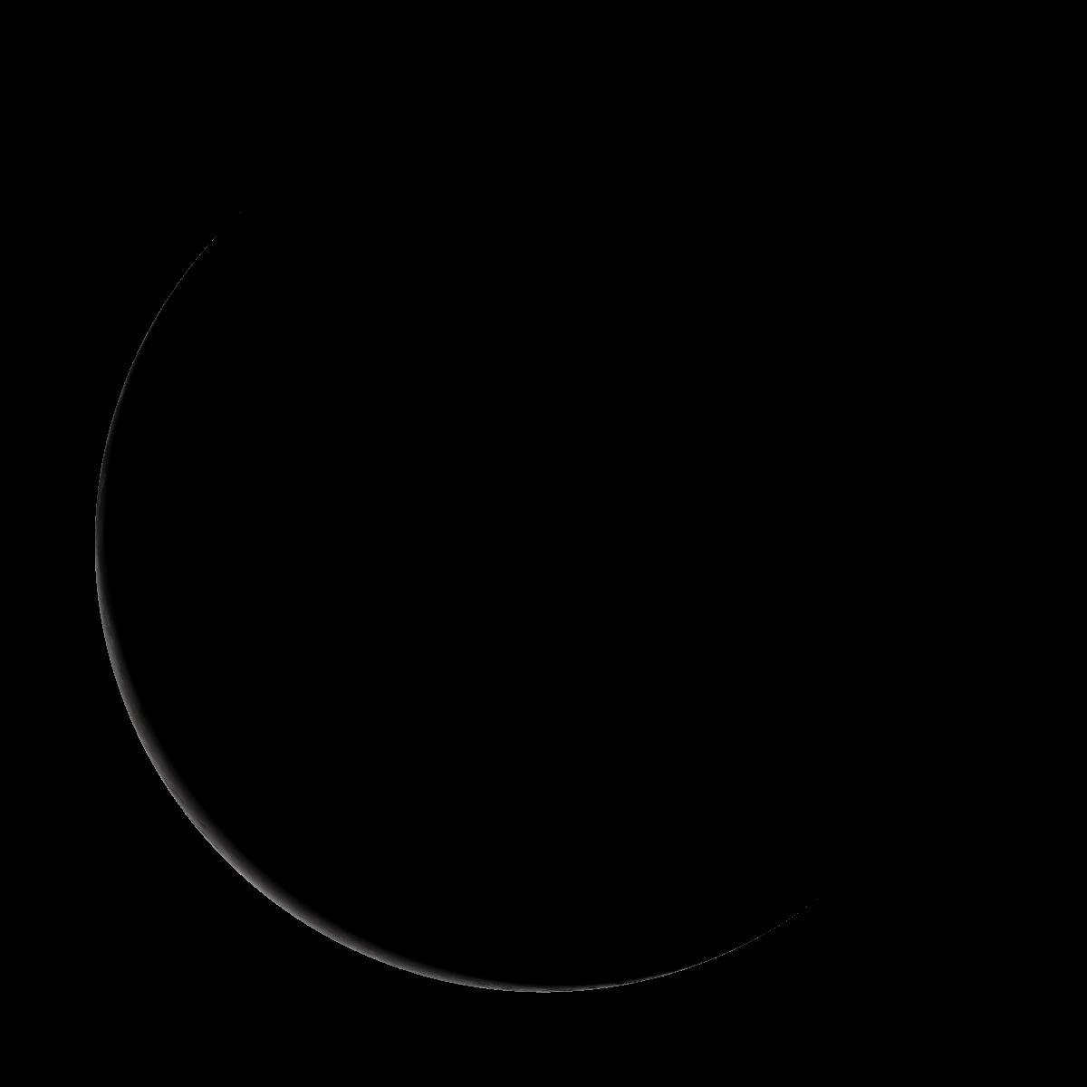 Lune du 27 octobre 2019