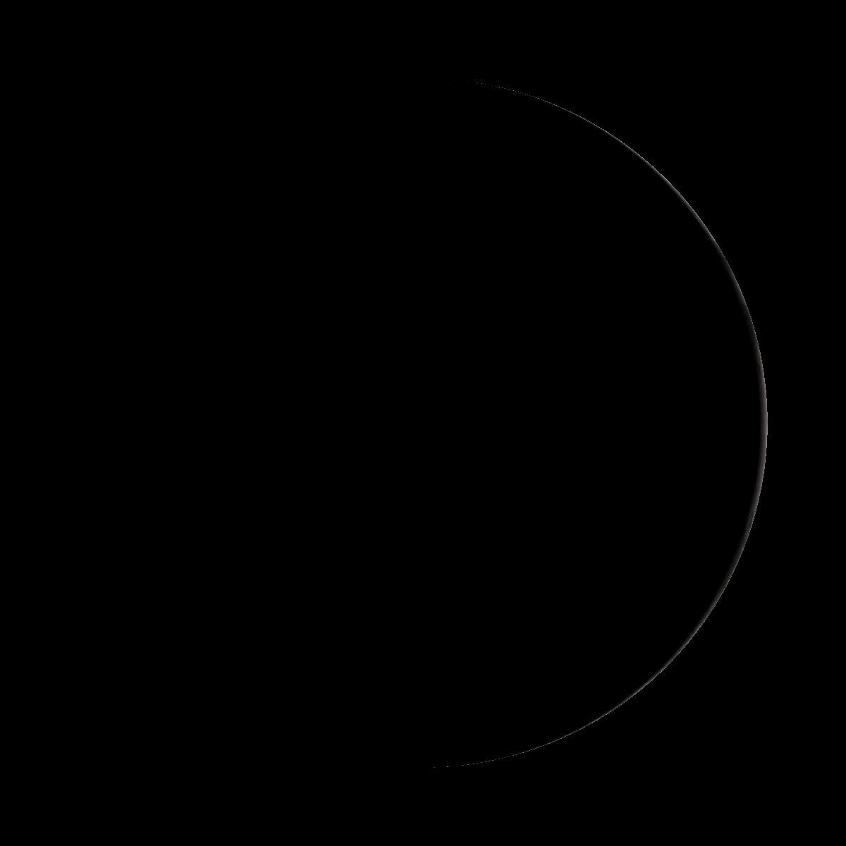 Lune du 29 octobre 2019