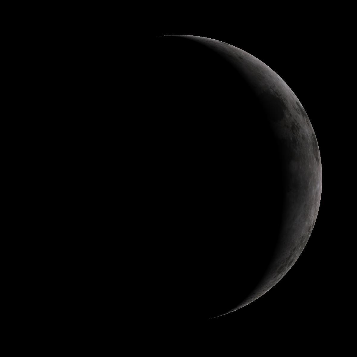 Lune du 2 octobre 2019